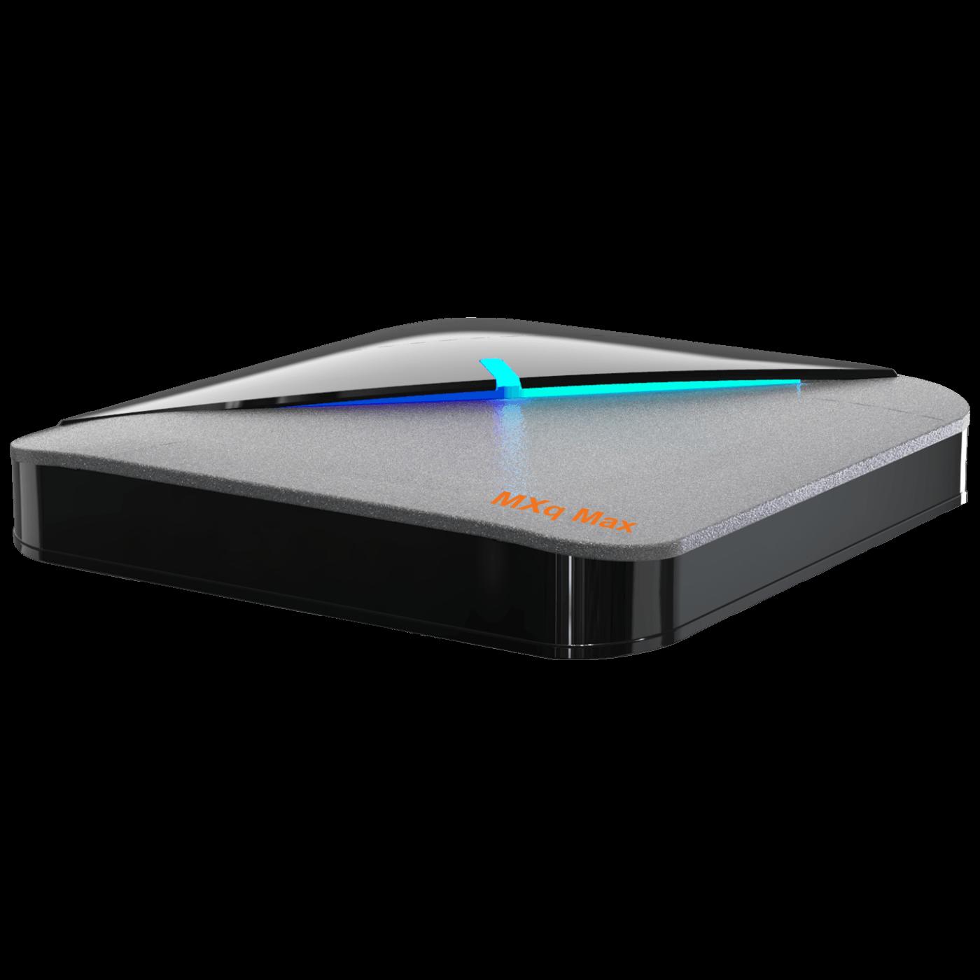 MXQ-4K 4GB MAX