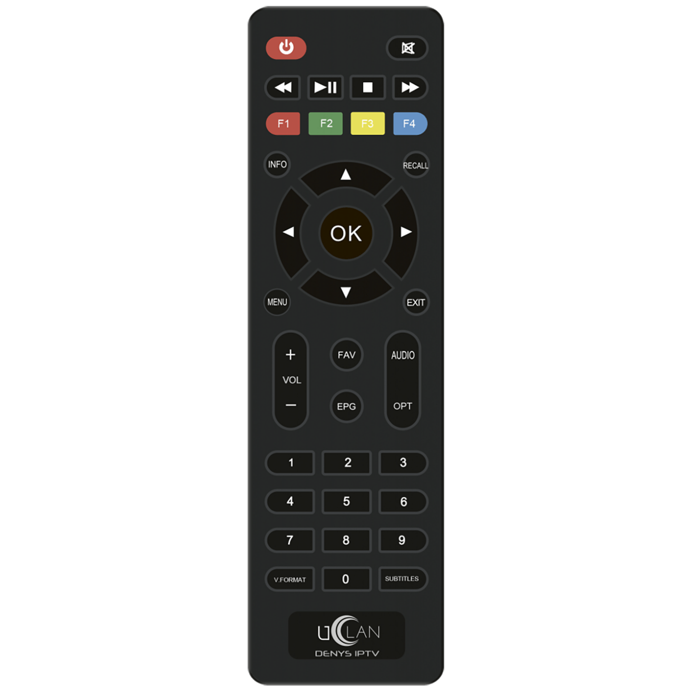 Denys H.265 IPTV+