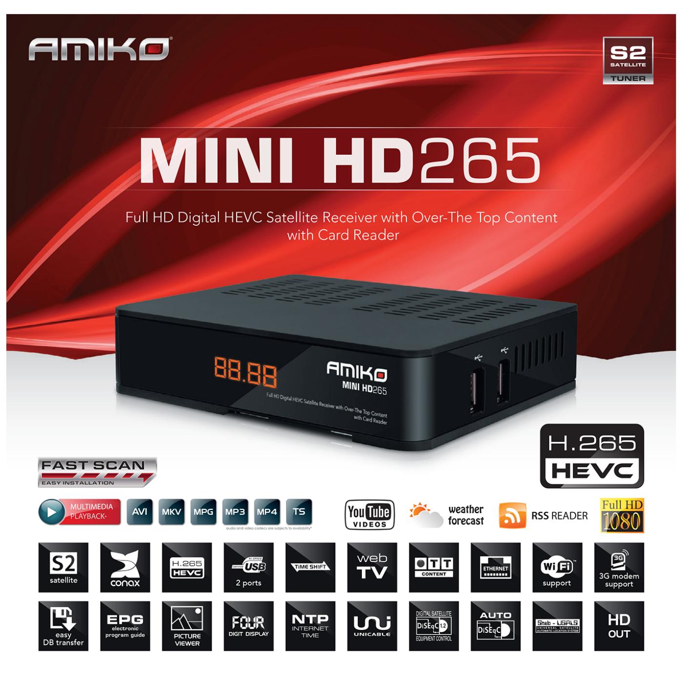 MINI HD265