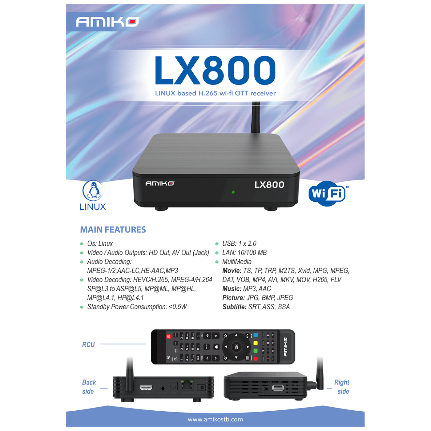 LX-800