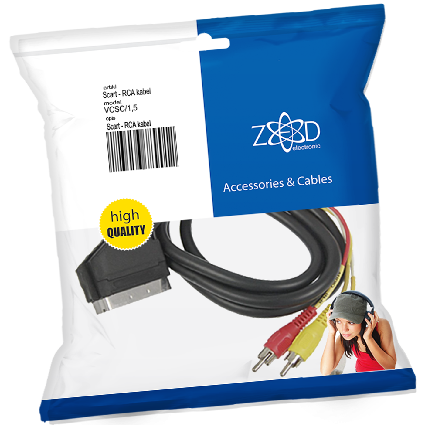 ZED electronic - VCSC/1,5