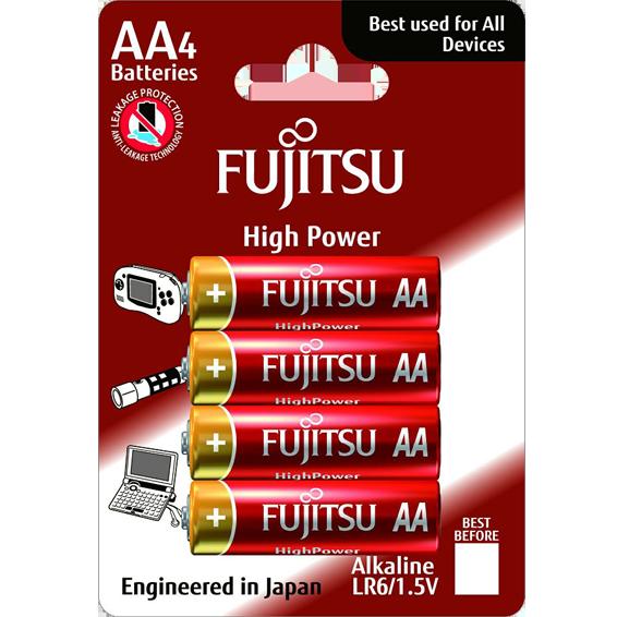 Fujitsu - LR06(4B)FH