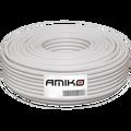 Amiko - RG6/100db - 100m