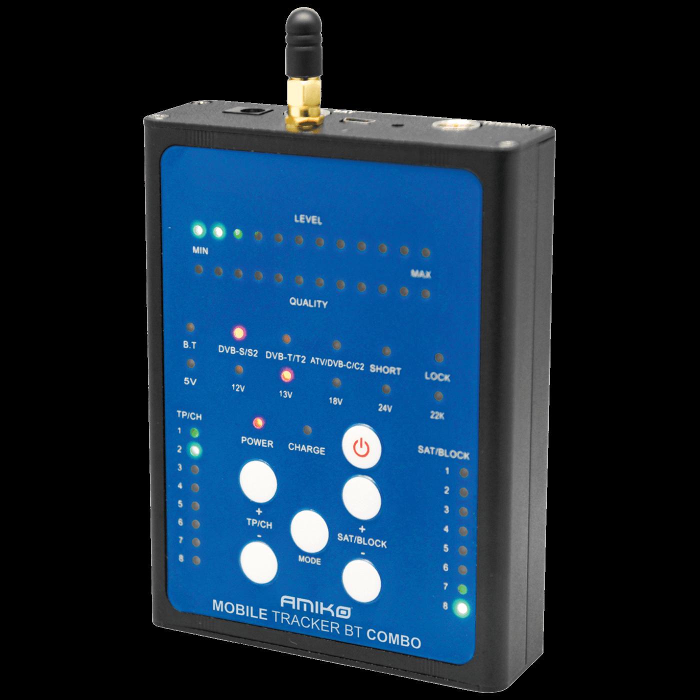 Mobile Tracker BT Combo
