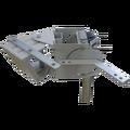 Gibertini - POLAR MOUNT OP125L/150S RAL7035