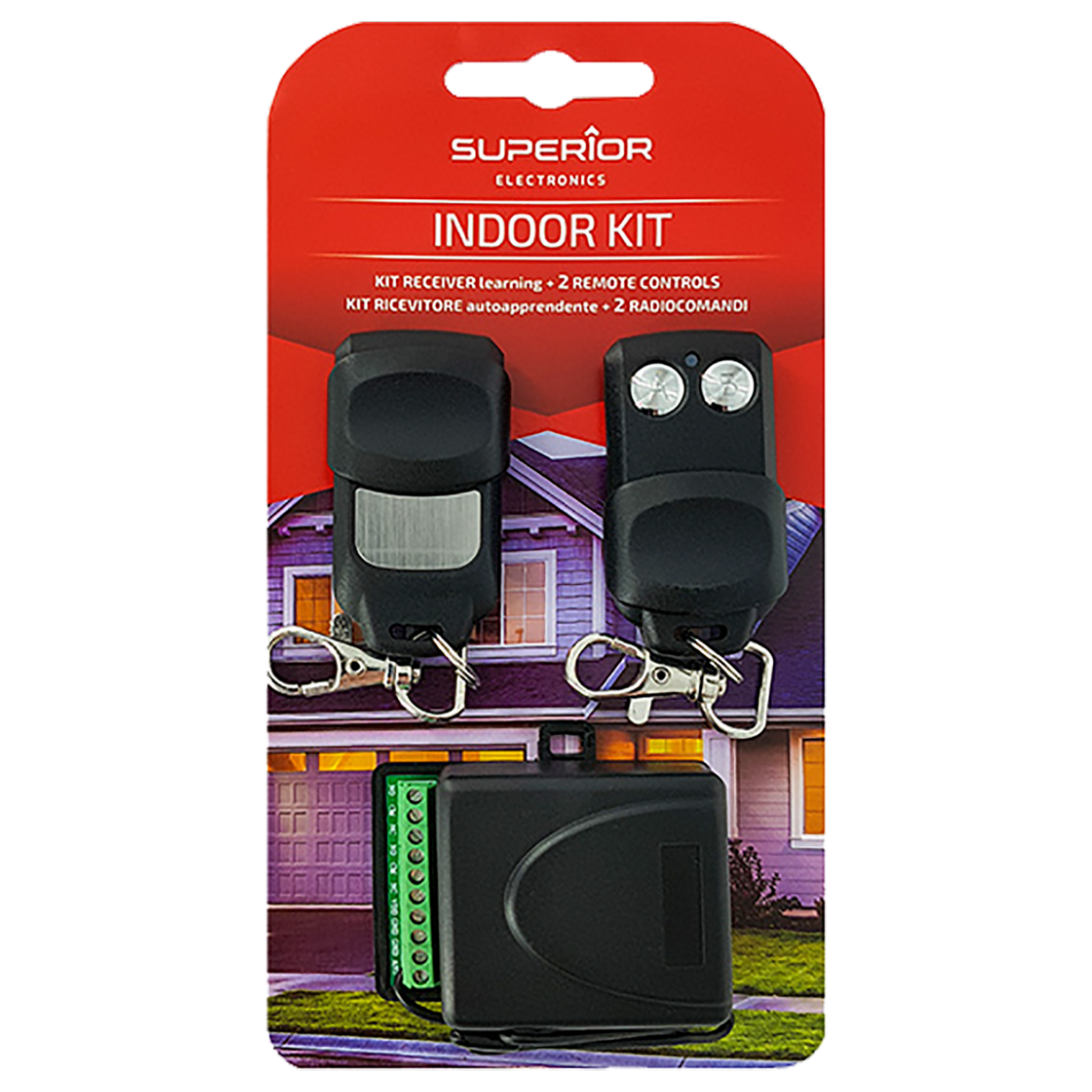 KIT INDOOR 433