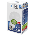 XLED - E27 12W