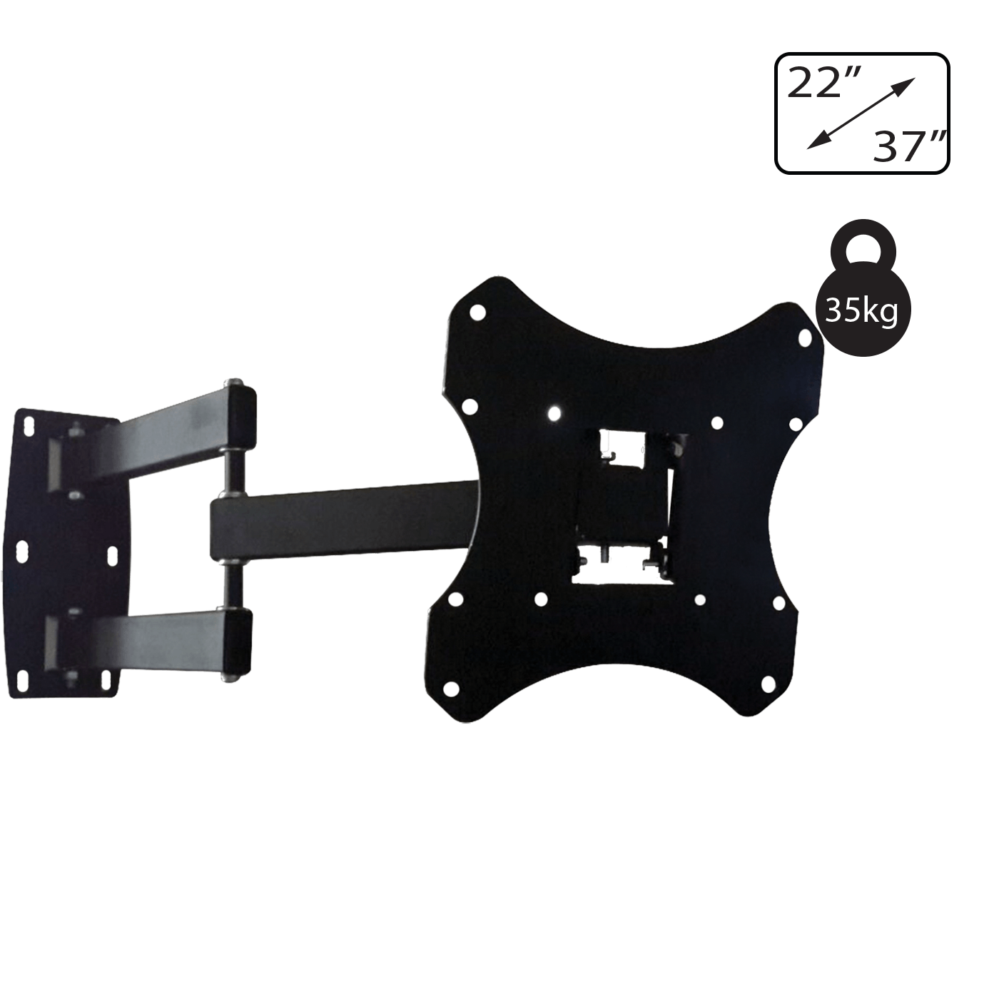 TV BRACKET 22-37 SLIM