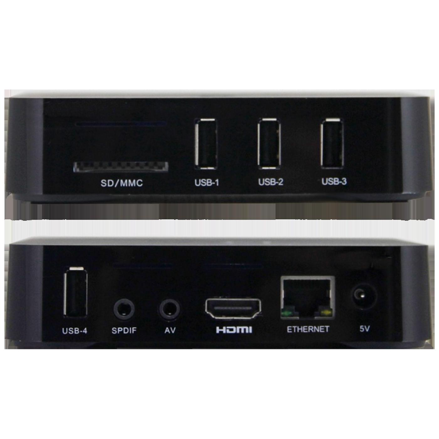 MXQ-4K 4GB