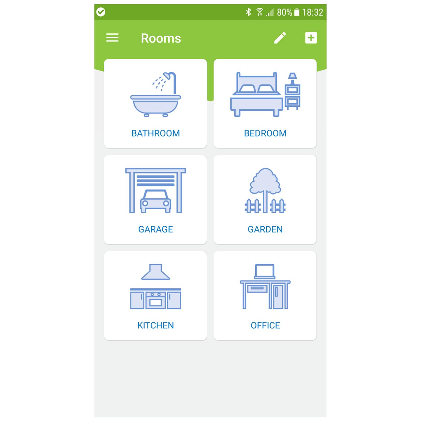 smart home gateway hub amiko home. Black Bedroom Furniture Sets. Home Design Ideas